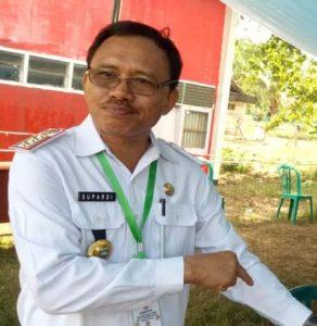 Kepala Badan Kepegawaian dan Sumber Daya Manusia (BKPSDM) Konut, Supardi