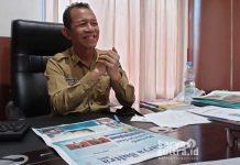 Kepala Bappeda Konkep, Safiudin Alibas